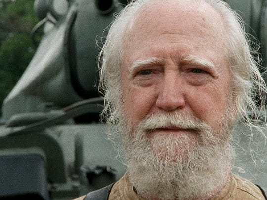 """Georgia native Scott Wilson is best known these days for playing Hershel (shown here) on """"The Walking Dead"""" but his lengthy career in Hollywood includes roles in """"In Cold Blood,"""" """"Dead Man Walking"""" and """"Junebug."""" Wilson will greet fans and sign autographs - headshot pics are $35 a pop as part of a benefit for The Thomasville Community Resource Center for at-risk children - from 3:30 to 6:30 p.m. Thursday at the Thomasville Amphitheater, 131 S. Stevens St. in downtown Thomasville, Ga. The Covey Film Festival is screening """"In Cold Blood"""" at 7:30 p.m. and tickets for the movie-only are $20 per person. Call 229-226-5846, ext. 103, or visit visit www.coveyfilmfestival.com."""