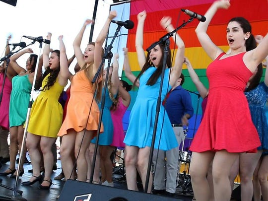 Expect plenty of entertainment at this year's Jersey Pride in Asbury Park.