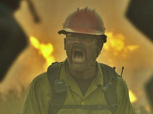 Only the Brave Sony art