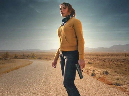 """Carmen Ejogo in """"Rattlesnake."""""""