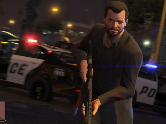 """Grand Theft Auto V"" was released this year."