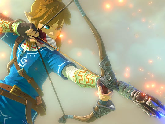 "A new ""Legend of Zelda"" game is expected in 2015."