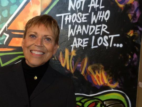 -Candy Gilmore, president, ARTgarage.JPG_20150108.jpg