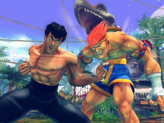 """The game for fighting purists goes one more round in """"Ultra Street Fighter IV."""""""