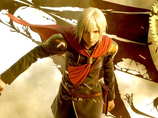 """Meet the Ace of Class Zero in """"Final Fantasy Type-0: HD"""" for the PlayStation 4 and Xbox One."""