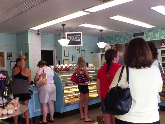 "Bing's Bakery owners Tom and Carla Guzzi said they have been overwhelmed by the number of customers who have visited the Newark bakery since the TLC episode, ""Buddy's Bakery Rescue,"" aired Tuesday. The bakery is open July 4 from 7 a.m. to 3 p.m."
