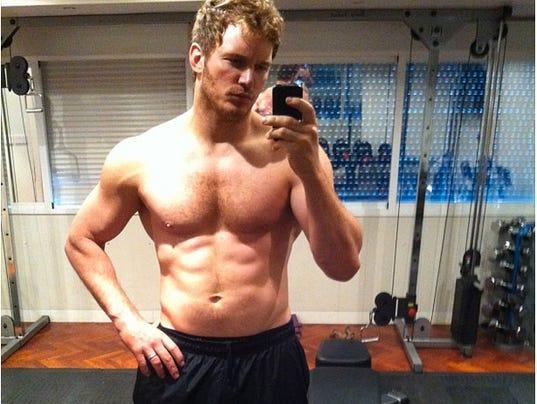 Chris Pratt on Instagram