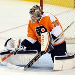 Steve Mason has put up solid numbers for the Flyers since being acquired last season.