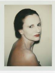"Andy Warhol: Mrs. Edwards, 1980 Polacolor 2 4-1/4"""