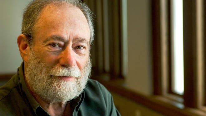 Former Iowa Poet Laureate Marvin Bell.