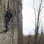 Great options for Michigan rock climbing: Indoors and outdoors