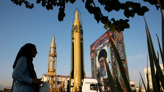 Tehran has maintained that its nuclear program is for peaceful purposes, but the West has long feared Iran is working to produce atomic weapons.
