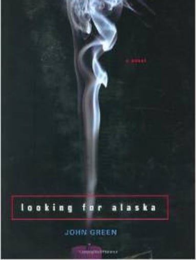 Book Cover Ideas For Looking For Alaska : Banned books week most challenged of