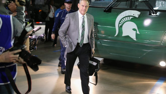 Michigam State Spartans head coach Mark Dantonio is preparing to sign perhaps his most highly-touted recruiting class.