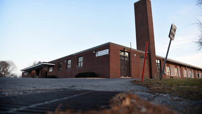 Concerns about lead in the water at the former North Annville Elemetary School on State Route 934 in North Annville Township date back to at least 2008.