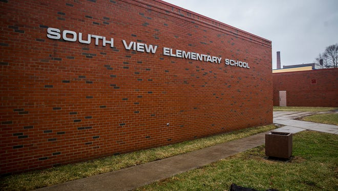 South View Elementary School is one of the Muncie schools scheduled for repairs funded by a $9.3 million bond issue.