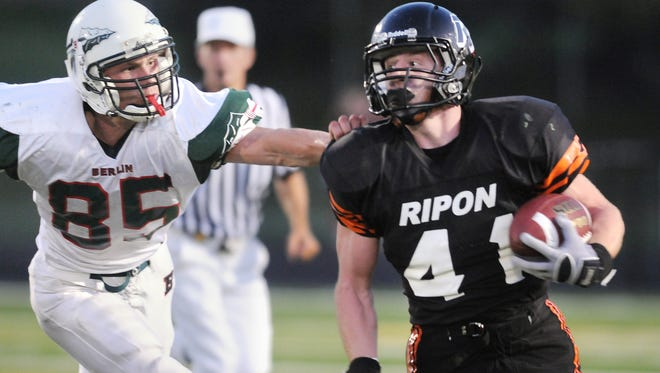 Berlin vs. Ripon football