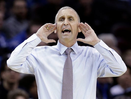 d4b284de9895 Bobby Hurley. Arizona State has hired former Buffalo coach Bobby Hurley as  ...