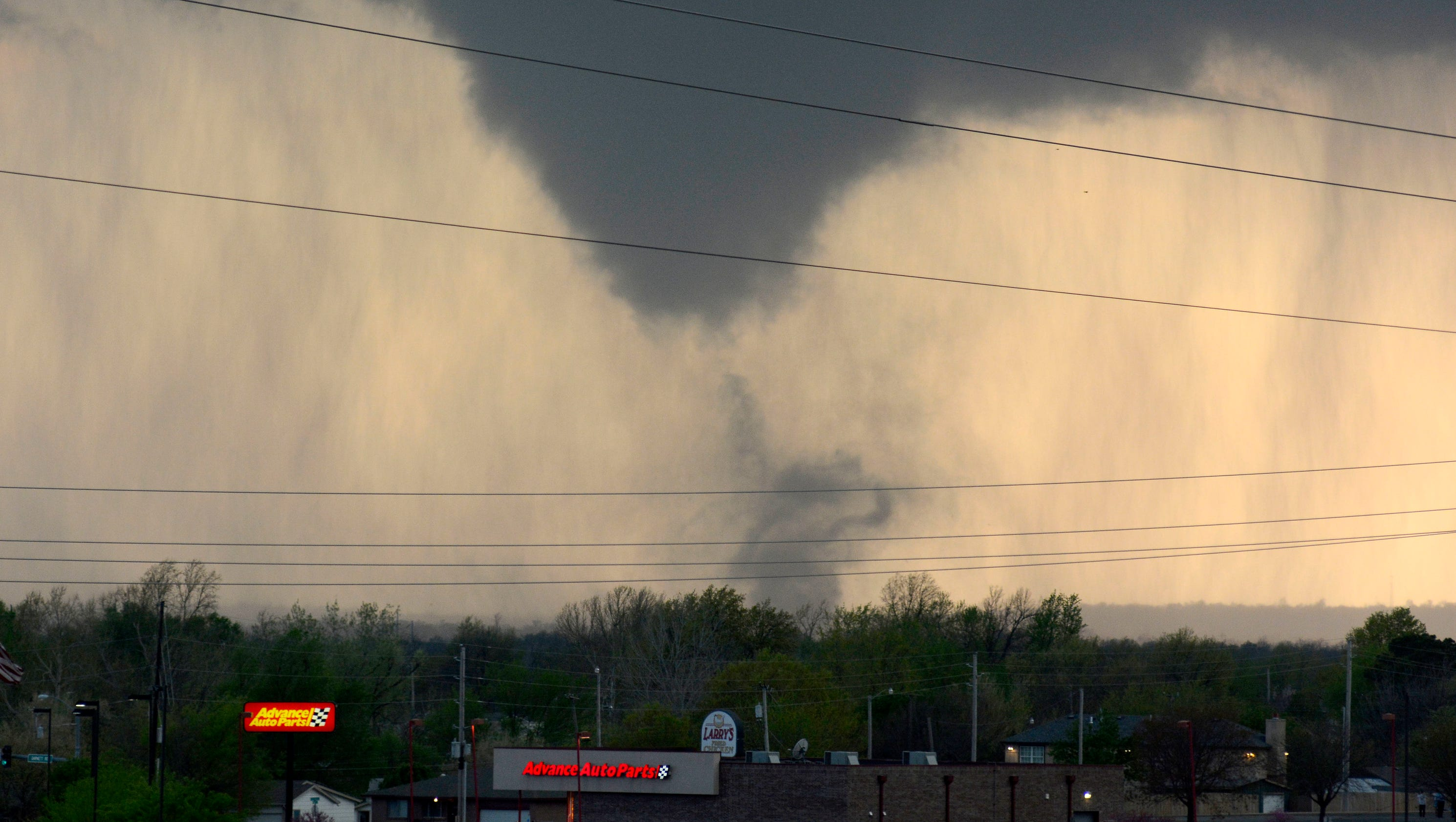 Tornado In Arkansas Today Video