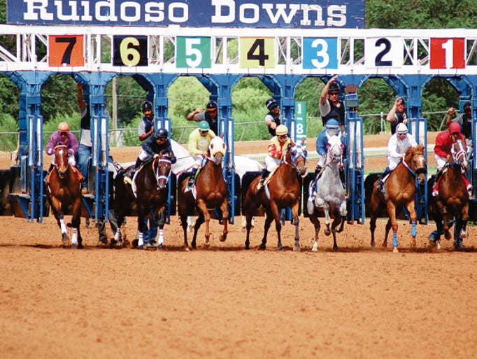 Ruidoso Downs Race Track and the Billy the Kid Casino