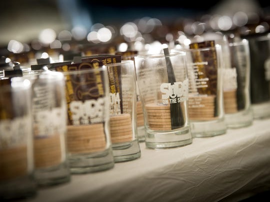 Suds on Shore glasses Photography by Sue Brown .jpg