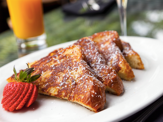 French toast from Paul Martin's American Grill in Scottsdale.