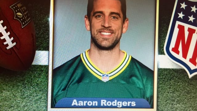 "Aaron Rodgers was among the NFL players who poked fun at themselves with the NFL superlatives segment on ""The Tonight Show Starring Jimmy Fallon"" on Thursday on NBC."