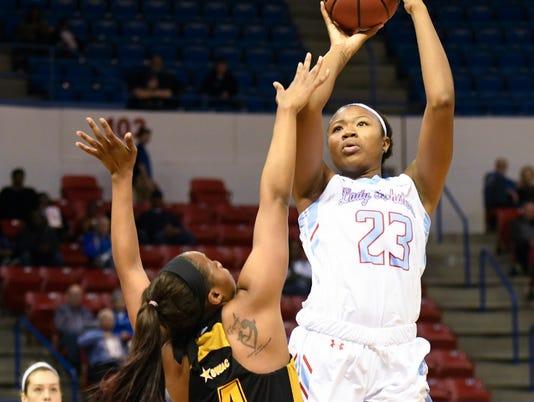 Lady Techsters Basketball vs Grambling State