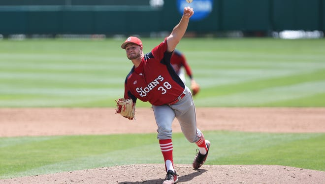St. John's University left-handed pitcher and former Pompton Lakes High School standout Kevin Magee was selected by the Baltimore Orioles in the ninth round of the Major League Baseball Draft on Tuesday afternoon.