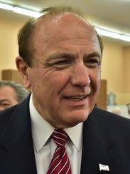 Bergen County GOP Chairman Paul DiGaetano