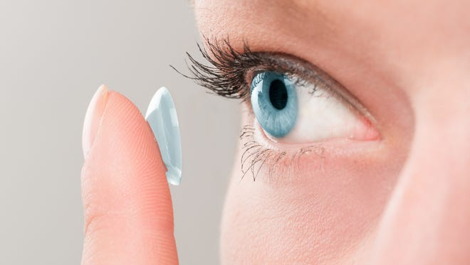 Researchers have developed a smart contact lens capable of measuring blood glucose levels in rabbits through its tears.