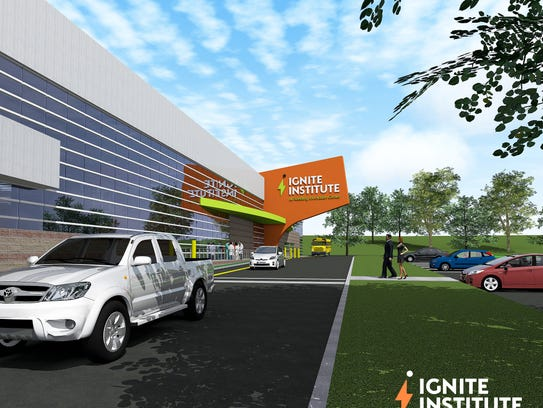 The Ignite Institute at Roebling Innovation Center