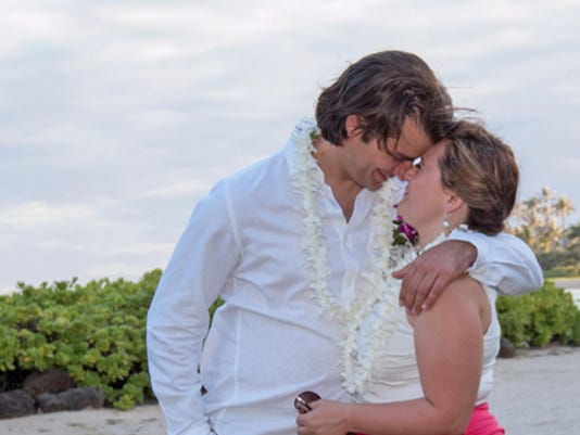 Engagements: Jennifer Ravalli & Michael Tebesceff