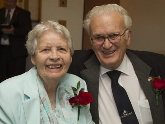 Anniversaries: Palmer Paulson & Ingeborg Paulson
