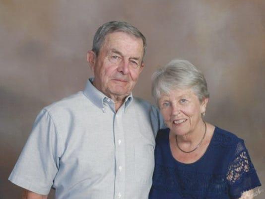 Anniversaries: Jim Mathiesen & Sharon Mathiesen