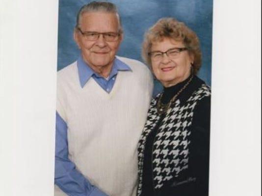Anniversaries: Joan Miodus & Frank Miodus