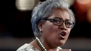 Donna Brazile should stay as DNC boss: Cal Thomas