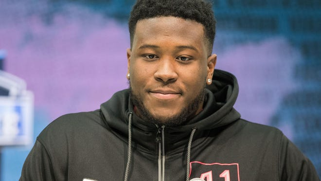 The Miami Dolphins drafted North Carolina defensive lineman, and former Deerfield Beach High standout, Jason Strowbridge in the fifth round of the NFL Draft on Saturday.