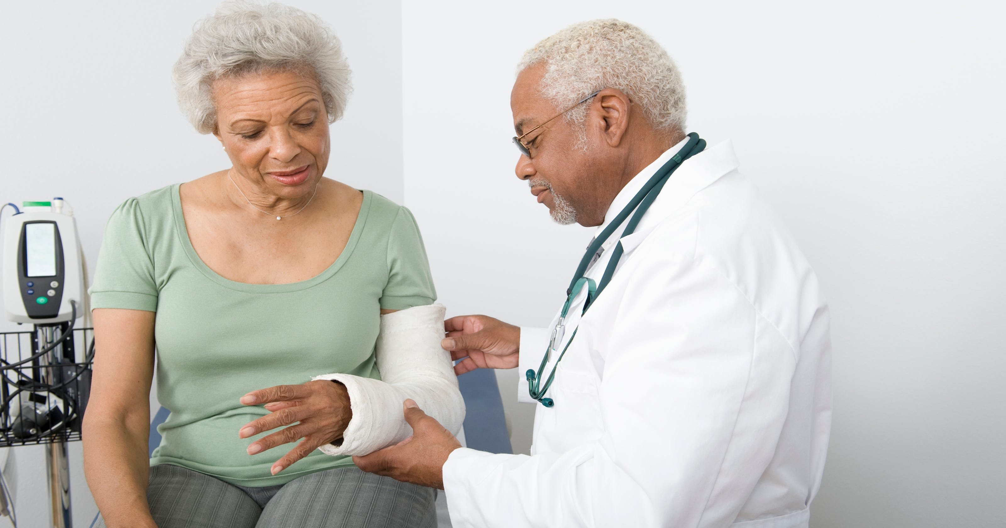Bone loss drug: Older women may benefit from drug given by IV