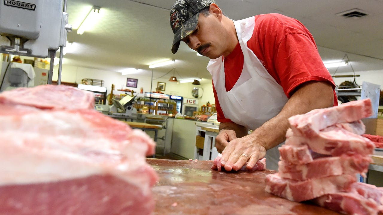 The Meating Place has passed the 40 year mark and keeps going even as grocery stores have moved away from on-site meat cutters.