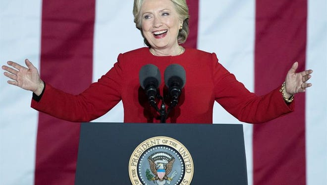 Hillary Clinton, excandidata demócrata por la presidencia de Estados Unidos.