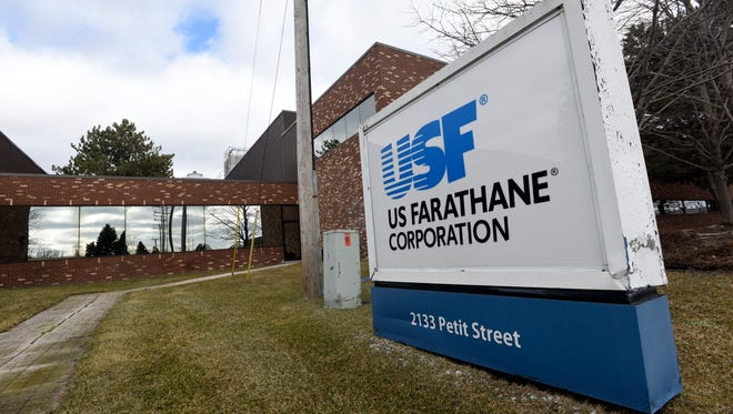 US Farathane is expanding and hiring new workers Monday, Feb. 13, in Port Huron.