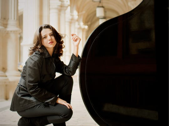 Khatia Buniatishvili, pianist