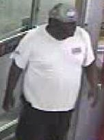 State Police said this man is responsible for three gas station robberies this month. They are seeking the public's help identifying the man.