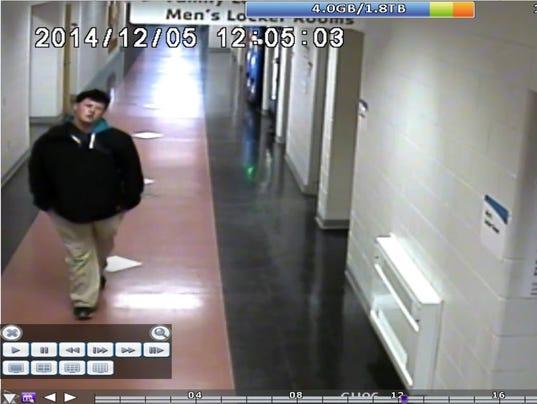Oshkosh YMCA theft
