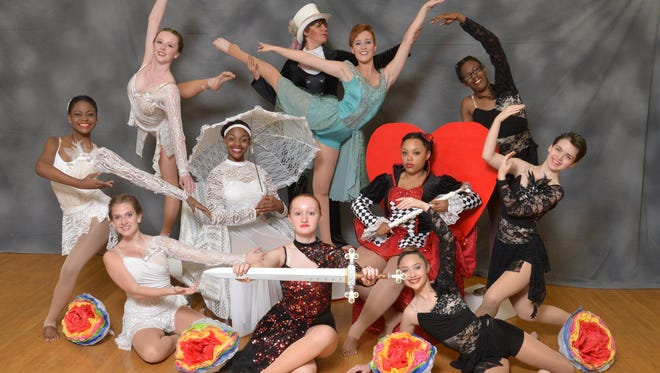 The Arts of the Dance Centre of Vineland will hold its recitals at 7 p.m. June 17 and 18 at Lakeside Middle School, 2 N. Sharp St.