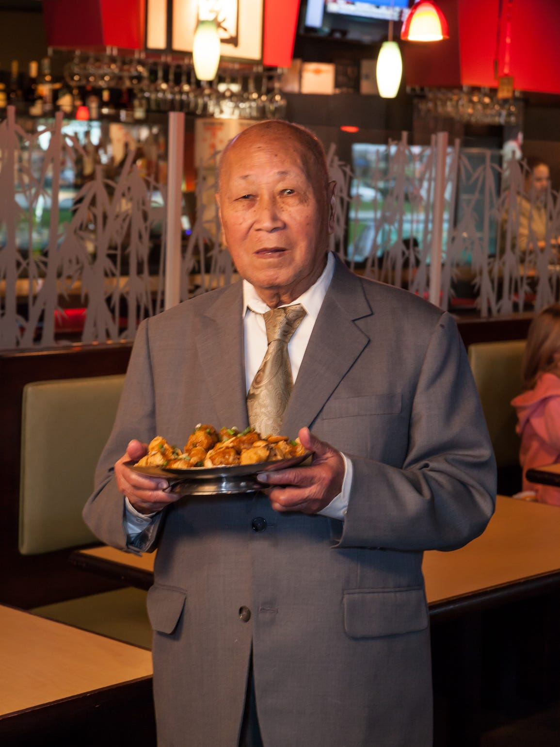 David Leong is the creator of Springfield-style cashew