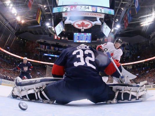 BESTPIX World Cup Of Hockey 2016 - Canada v United States