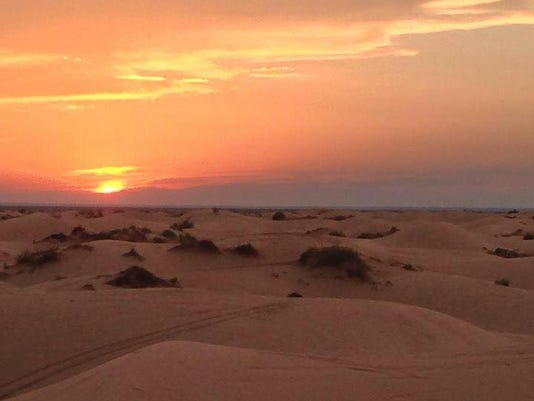 Dunes at Kermit