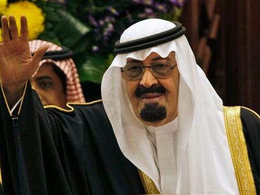 King Abdullah,